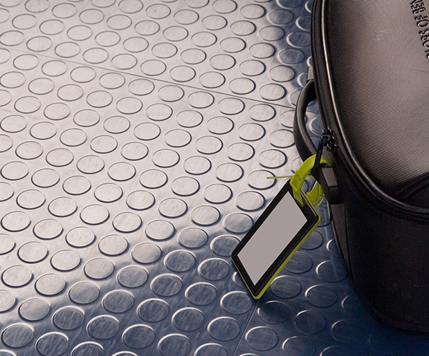 REMP Rubber Flooring Hall - Laydex provide 5 key advantages of rubber floors in a commercial sector