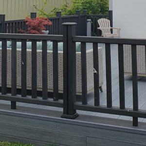 Teranna Composite Railing and Posts