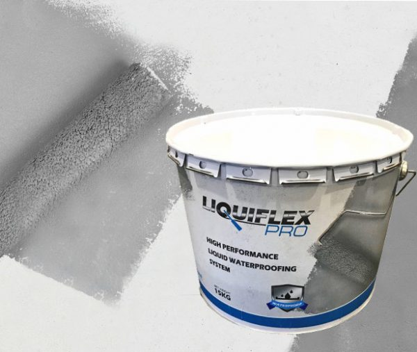 Liquiflex Waterproofing System Product