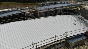 St Patricks Special School Roofing Case Study