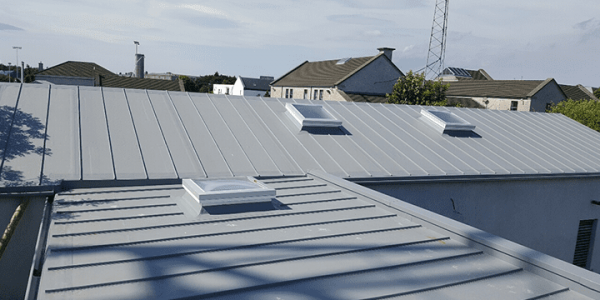 Castlebar Garda Station – Alkorplan Roof