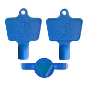 ESB Spare Meter Box Keys - Compatible with Most ESB Meter Boxes