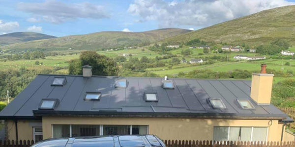 Alkorplan F Roof Refurbishment – Co. Wicklow