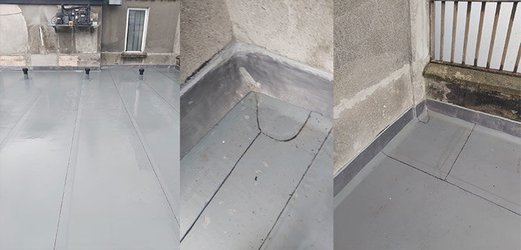 Local Retail Roofing Project – RESITRIX SR