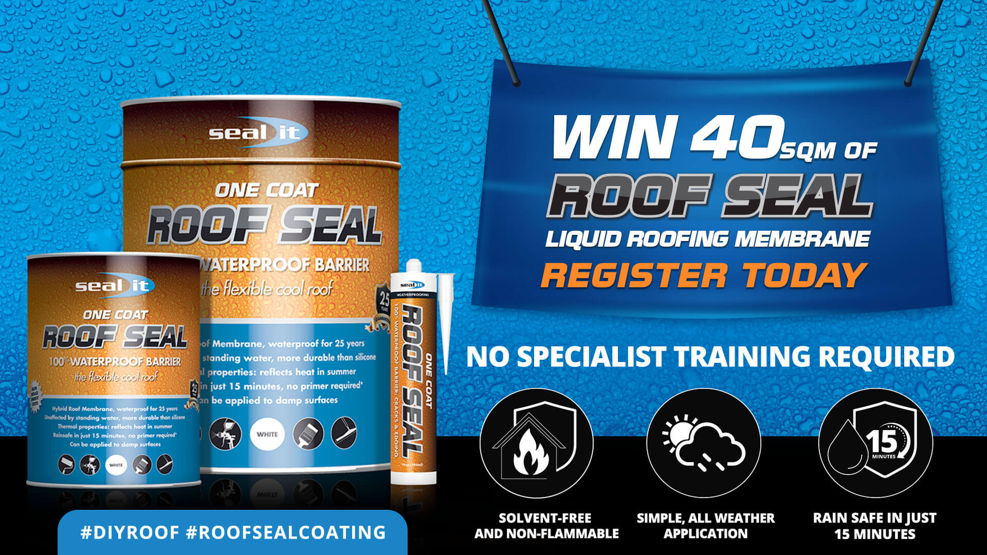 Roof Seal Contest