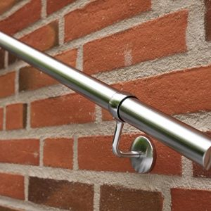 Rothley Stainless Steel Handrail - Exterior & Interior